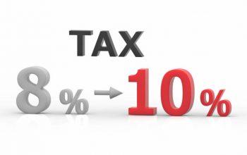 消費増税に伴う歯科への影響